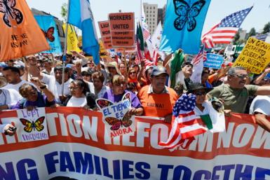 Immigration Calif 2013 Getty