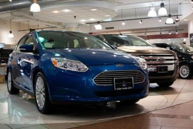 Ford Focus NY Dealership 2013 Getty 2