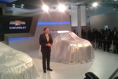 Chevrolet Product Launch