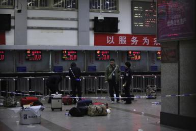 Kunming Train Attack