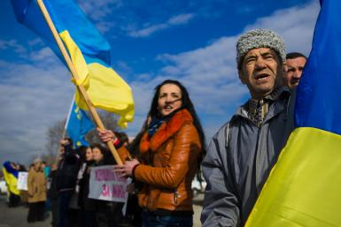 Crimea protests