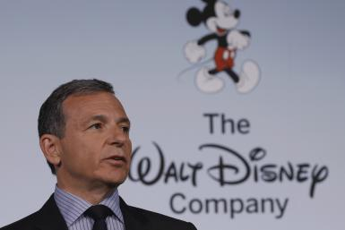 Robert Iger- The Walt Disney Company