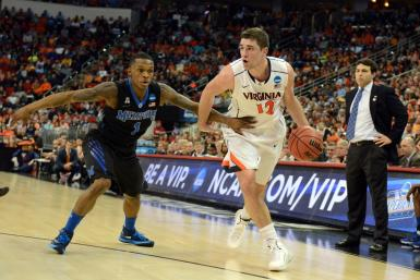 Joe Harris Virginia