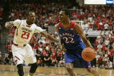 Andrew Wiggins Kansas
