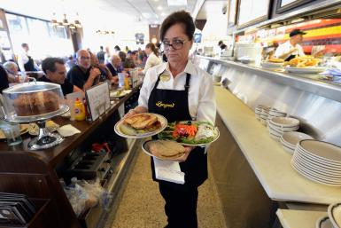 Langers Deli LA Calif 2013 Getty