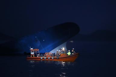 South Korea Ferry - Sewol Search