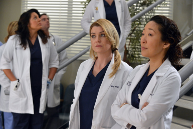 Grey's Anatomy season 10 finale