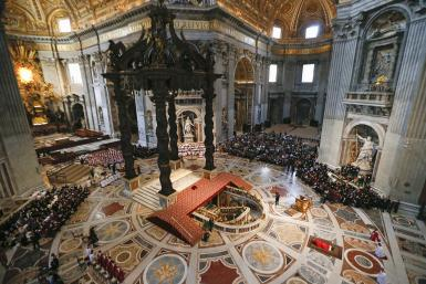 Good Friday Pope Francis Church