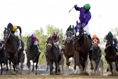 California Chrome 2014 Kentucky Derby