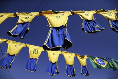 Brazil Soccer Uniforms