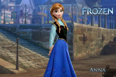"Princess Anna ""Frozen"""