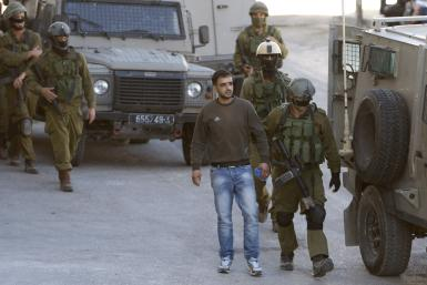 Kidnapped Israeli Teenagers