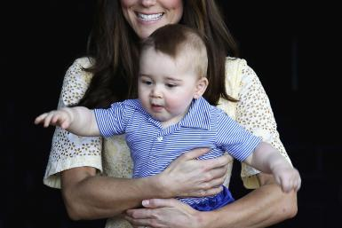 Kate Middleton, Prince George