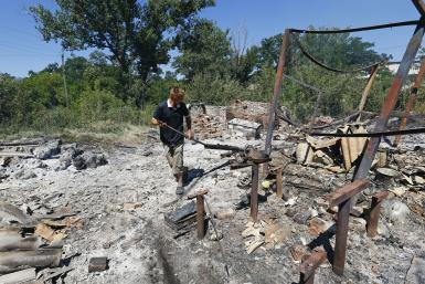 Ukraine Cease-Fire