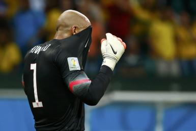 Tim Howard_WorldCup2014