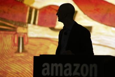 Jeff Bezos Shadow Amazon