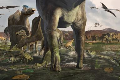 duck-billed-dinosaurs