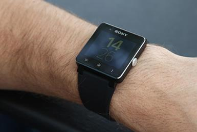 Sony's New Smartwatch2