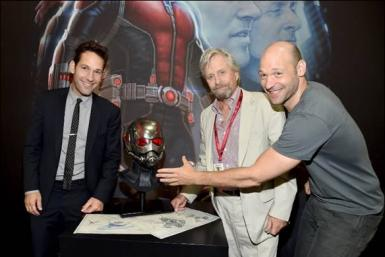 Ant-Man cast