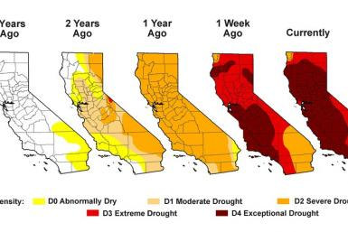 California Drought July 29, 2014