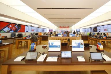 Microsoft Store Fifth Ave