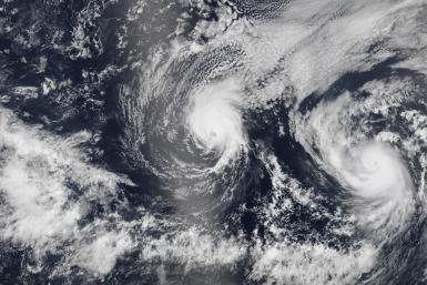 Hurricane Iselle and Hurricane Julio