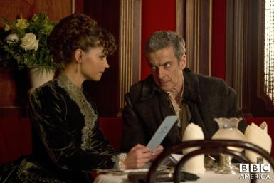 'Doctor Who' Season 8
