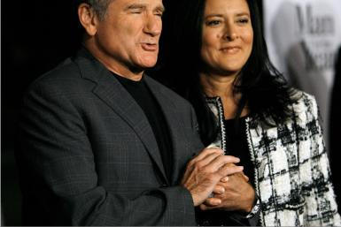 Robin Williams, Marsha Garces