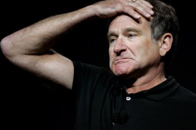 Robin Williams, mental illness