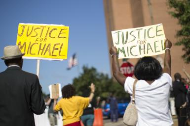 Ferguson Missouri Mike Brown killing