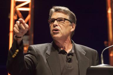 Texas Gov. Rick Perry-Aug. 9, 2014