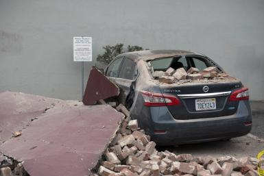 California Earthquake-B-Aug. 24, 2014