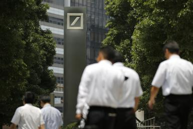 Forex probe deutsche bank