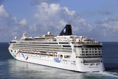 Norwegian Cruise Line ship Dawn