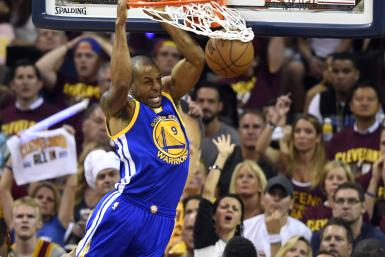 Andre Iguodala Warriors 2015