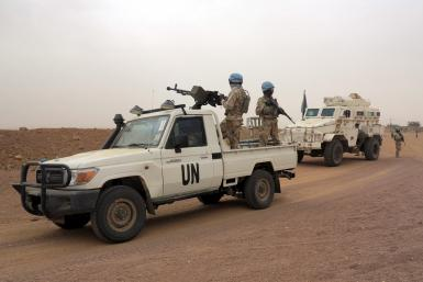Mali peacekeeping mission