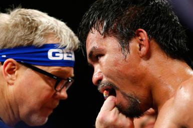 Manny Pacquiao Freddie Roach