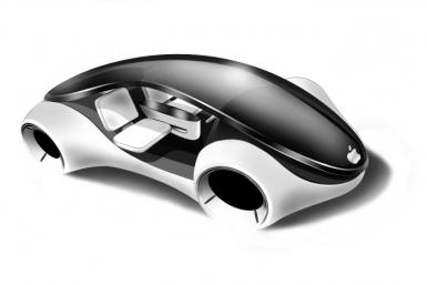 Apple Car Concept Desing