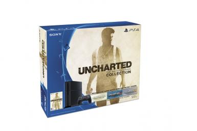 Black Friday 2015 PS4 'Uncharted' Bundle