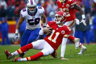 Alex Smith Chiefs