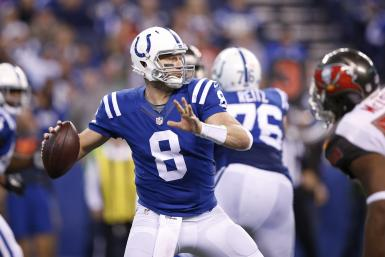 Matt hasselbeck Colts 2015