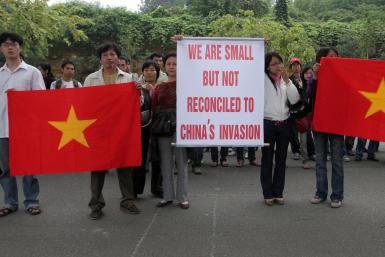 Vietnam complaint China Spratly South China Sea