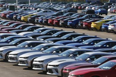 January 2015 US New Auto Sales