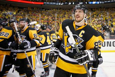 sidney crosby penguins 2016
