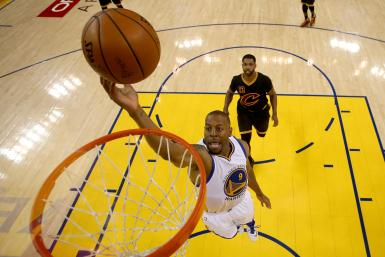 Andre Iguodala Warriors