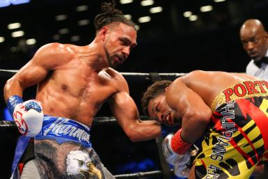 Keith Thurman, 27-0 (22 KO)