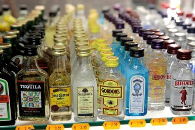 More than 40 people in Russia died on Monday after drinking surrogate alcohol.