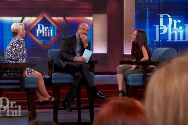 cash me outside dr phil danielle ann