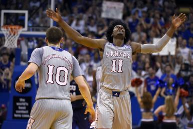 Josh Jackson Kansas Basketball