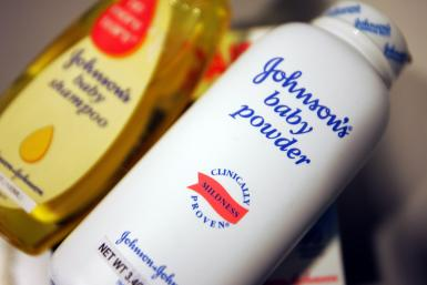 Johnson & Johnson powder